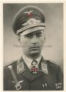 Ritterkreuzträger Major Hitschold Röhr AK