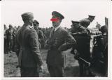 Pressefoto Adolf Hitler in Berditschew Luftwaffen Kriegsberichter Kompanie 5