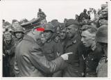 Pressefoto Adolf Hitler im Osten bei Uman 1941 Luftwaffen Kriegsberichter Kompanie 5
