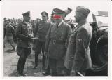 Pressefoto Adolf Hitler im Osten bei Berditschew 1941 Luftwaffen Kriegsberichter Kompanie 5