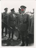 Pressefoto Adolf Hitler in Berditschew 1941 Luftwaffen Kriegsberichter Kompanie 5