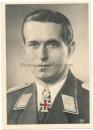 Ritterkreuzträger Leutnant Koeppen Röhr AK