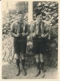 Hitler youth boys HJ