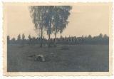 Ritterkreuz und Eichenlaubträger der Wehrmacht in Putlos Heeres Unteroffiziers Schule HUS mit Panzer Major