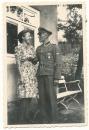 Waffen SS Oberscharführer Ärmelband GERMANIA
