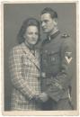 Portrait SS Rottenführer Leibstandarte Adolf Hitler LAH Ärmelband Coburg 1942