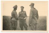 General Weidling mit Ritterkreuz im Felde 1943 - Kommandeur der 86. Infanterie Division
