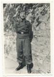 Waffen SS Panzermann in Sturmgeschütz Uniform