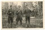 Deutsches Kreuz in Gold Träger 96. Infanterie Division Russland 1943