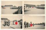 4 Fotos Vereidigung Panzer Ersatzabteilung I Erfurt