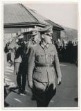 Ritterkreuzträger Major Herrmann Harrendorf 1943 in Norwegen Kommandeur IR 469 - 96. ID Träger der Nahkampfspange