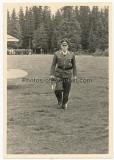3 Fotos Generalfeldmarschall Kesselring in Orscha Belarus Waldlager Raubritter 4 - Ritterkreuzträger der Luftwaffe