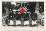 Beerdigung Südfront Luftwaffe Soldaten Achtziger - Strangmüller - Huber FPN L 11956 Italien 1944