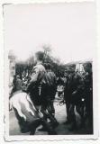 Hitlerjunge mit Trommel HJ Musiker