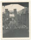 Waffen SS Männer der Division Totenkopf