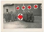 Vereidigung Zollgrenzschutz Terespol Bug Polen 20.4.1941