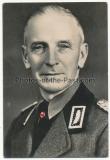 Portrait Foto Obergeneralarbeitsführer und Generalleutnant Waldemar Henrici Arbeitsgau XXVIII Franken