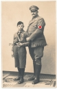 Portrait Vater und Sohn - SA HJ ....