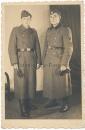 Portrait Waffen SS Kameraden