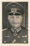 Hoffmann Portrait Karte Ritterkreuzträger des Heeres General der Panzer Josef Harpe
