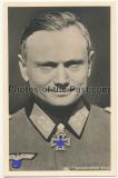 Hoffmann Portrait Karte Ritterkreuzträger des Heeres Generalleutnant Balck
