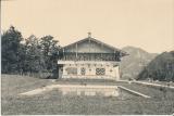 Landhaus von Hermann Göring am Obersalzberg in Berchdesgarden