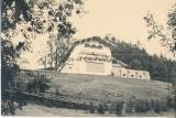 Adolf Hitlers Berghof am Obersalzberg in Berchdesgarden