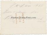 Waffen SS Mann Leibstandarte Adolf Hitler LAH in Metz Frankreich 1941