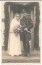 Hochzeit Portrait - SA - SS - NSDAP - Dolch .....
