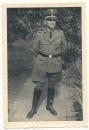 Portrait SS Obersturmführer 1944