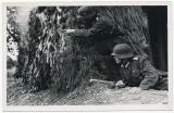 Ritterkreuzträger des Heeres - Sturmpioniere bei der Bunker Bekämpfung
