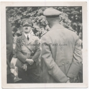 Adolf Hitler Heinrich Himmler Feldflugplatz Kielce Polen 1939