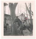SA Mann auf Pferd