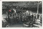 Offiziere der Kriegsmarine SS SA bei Trauerfeier