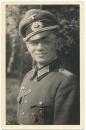 Portrait Leutnant mit HJ Leistungsrune