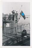 Ritterkreuz Verleihung an U Boot Kommandant Korvettenkapitän Eitel Friedrich Kentrat U 8 U 74 und U 196