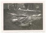 Toter Flugzeug Pilot 1942