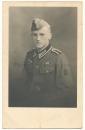 Portrait signaller Wehrmacht German Army