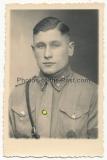 Portrait Foto Angehöriger des SA Motorsturm