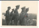 General von Gallenkamp mit Deutschem Kreuz in Libourne Frankreich