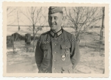 Ritterkreuzträger des Heeres - Hauptmann Karl Hieber in der Ukraine - Kommandeur Infanterie Regiment 522 - 297. Infanterie Division