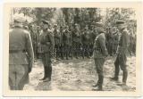 Ritterkreuzträger des Herres - Offiziere der 8. Infanterie Division im Osten