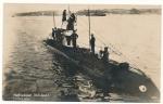 Deutsches U Boot Walfischboot