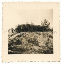 Bunker Maginot Linie Frankreich