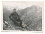 Organisation Todt Mann auf hohen Tatra Berg Zakopane Polen 1941