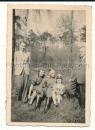 SS Offizier mit Familie