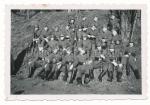 SS Gruppe auf Schießplatz 1941