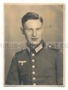 Pass Portrait Pionier Bataillon 16 Minden
